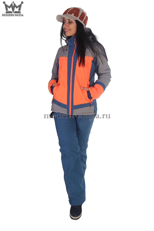 Костюм Snow Headquarter B-8687 купить по доступной цене - modern-moda.ru 65543ad172756